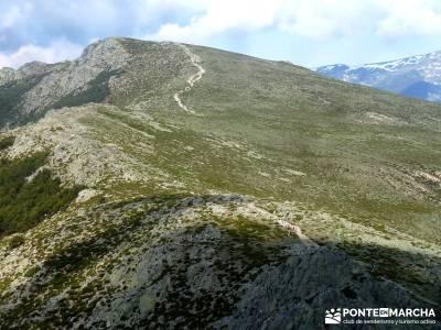 Senderismo Cuerda Larga; calidad en el senderismo; verano senderismo;paseos sierra madrid